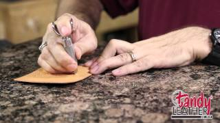 Download lagu Learning Leathercraft with Jim Linnell Lesson 2 Using A Swivel Knife MP3