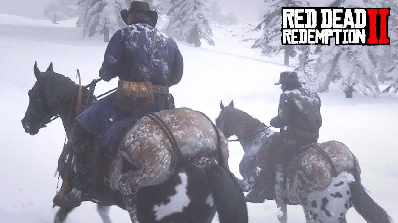 original Red Dead Redemption. Archives
