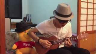來去夏威夷 烏克麗麗演奏版 ukulele cover