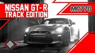 Nissan GT-R Track Edition mc770 | Dyno & 100 – 200 km/h | mcchip-dkr