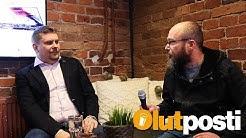 Antti Raunio Olutpostin haastattelussa