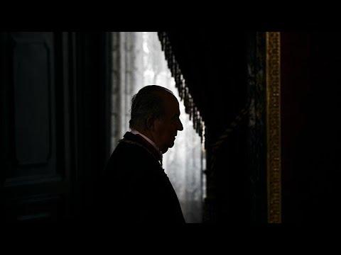 euronews (en français): Exil de Juan Carlos : l'homme derrière la légende décrit sans fard en Espagne