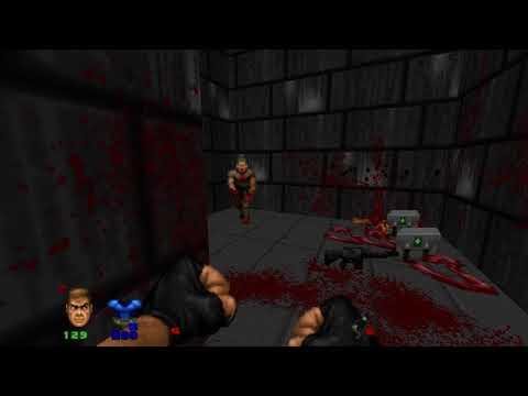 Master Levels for Brutal Doom 2: Canyon (Full 100%) |