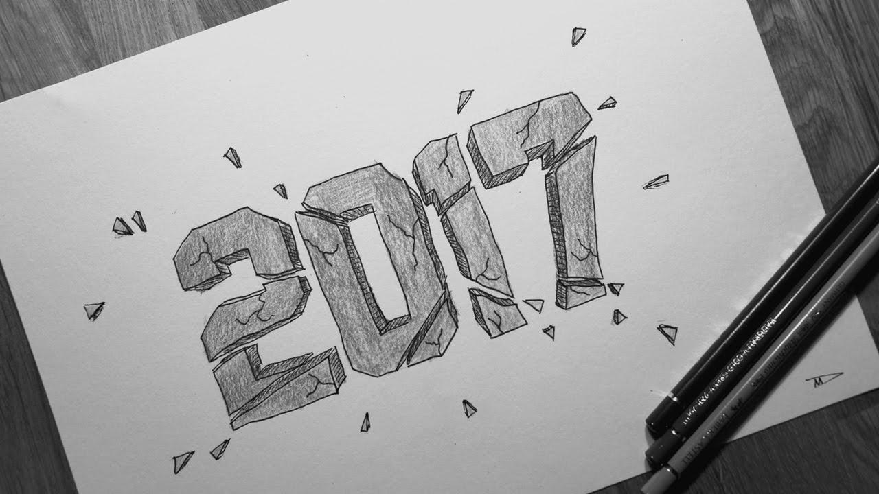 Pencil Sketch 2017
