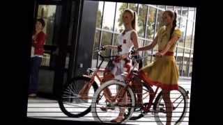 Girls On Bicycles..-...Dziewczyny na rowerach...