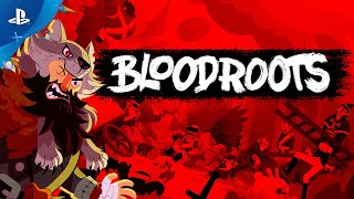 Bloodroots - Release Date Trailer | PS4