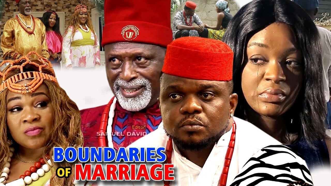 Download Boundaries Of Marriage Season 2 - Ken Erics & Chacha Eke  2018 New Nigerian Nollywood Movie |Full HD