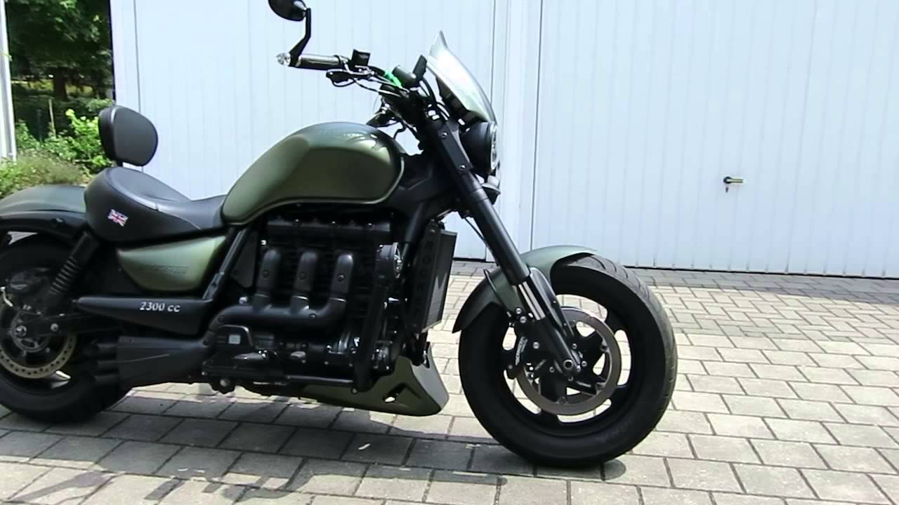 Radical Triumph Rocket 3 2300cc Youtube