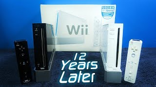 Nintendo Wii 12 Years Later... (Unboxing • Review)