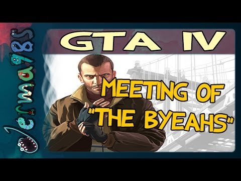 """GTA4 Multiplayer: Commence The Meeting of """"The Byeahs"""""""