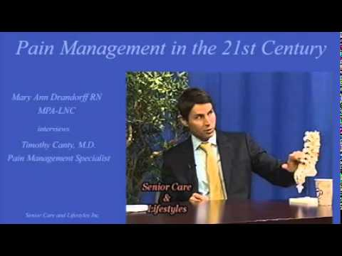 Pain Management - What The Future Holds