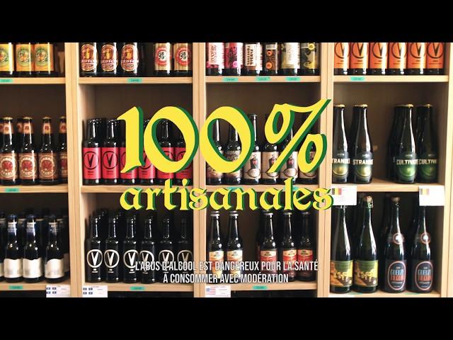 Les bières de Fred