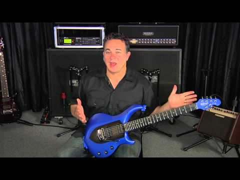 The Music Man Majesty Guitar reviewed by Doug Doppler (Full Review)