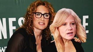 Judy Gold: Kellyanne Conway Compulsively Mentions Clinton Every Time She Defends Trump