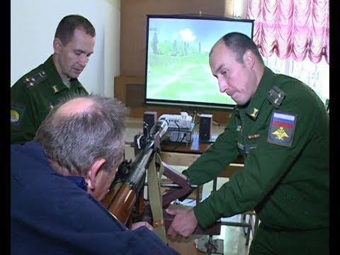 В Ярославском высшем военном училище противовоздушной обороны представили новейшие разработки