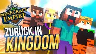 👑 ZURÜCK IN KINGDOM! 👑 - Minecraft EMPIRE 🍖 #90