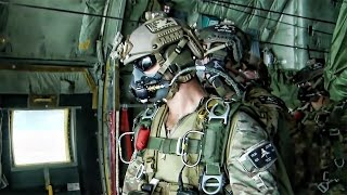 7th Special Forces Group Green Berets • HAHO Military Jump