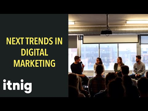 Digital Marketing Roundtable (tools, strategy and video) With Kantox, Dexma and Talent Clue