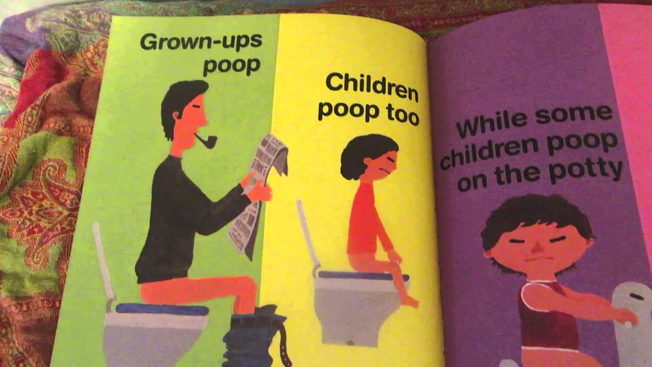 Everyone Poops Read Aloud Youtube