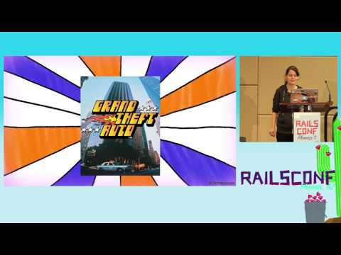 RailsConf 2017: The Good Bad Bug: Learning to Embrace Mistakes by Jess Rudder