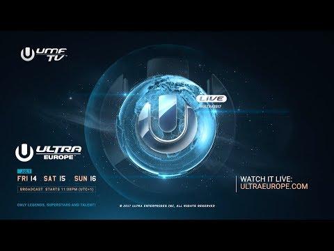 Ultra Europe 2017  Live Stream Announcement