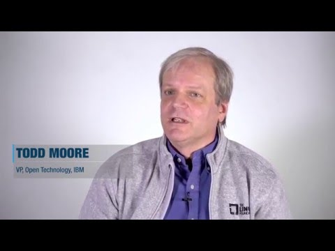 A Shared History & Mission with The Linux Foundation: Todd Moore, IBM