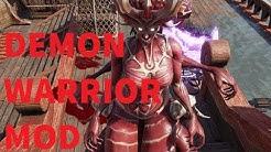 Demon Warrior - Divinity Original Sin 2 MOD