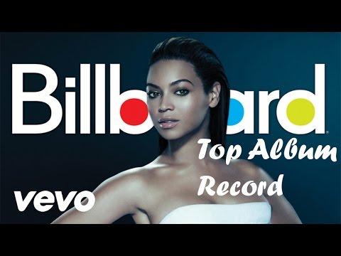 Beyonce Top Album Record Billboard 200