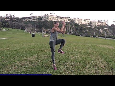 Beastly HIIT Workout  - Fat Burning TABATA Cardio Workout 24-Min