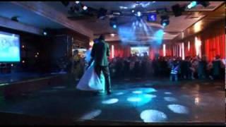 Первый свадебный танец Надежды и Александра Кириченко