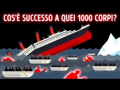 Il Mistero dei Corpi Scomparsi del Titanic