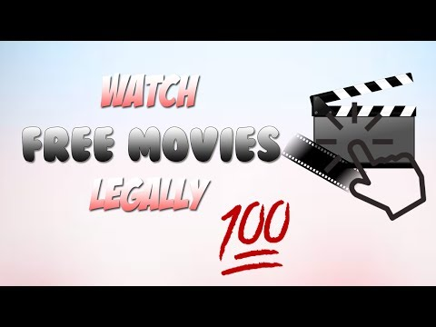 Top 5 Best Sites To Watch Free Movies(100% Legal 2017) Plus Giveaway!