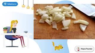 Суп пюре с сыром и овощами Самое вкусное рецепты с фото