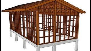 Part 2 Building A Custom Barn In Bozeman, Mt