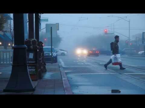 Fog Rolls Into Tucson
