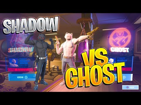 Shadow Or Ghost? Which Should You Choose? (How To Unlock The MEOWSCLES Shadow Or Ghost Style)