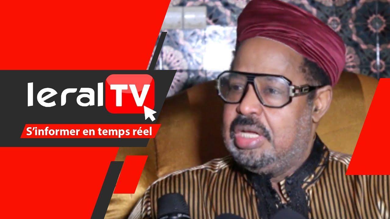 "Ahmed Khalifa Niass: ""Wade a béni mon soutien à la candidature de Macky Sall"""