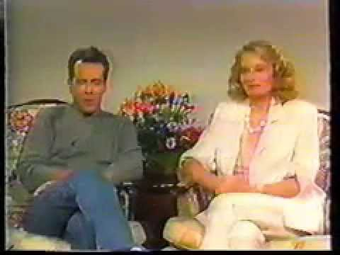 Bruce Willis and Cybill Shepherd on GMA - September1985