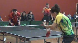 Юлия ПРОХОРОВА - Александр ЖЕЛУБЕНКОВ, Настольный теннис, Table Tennis