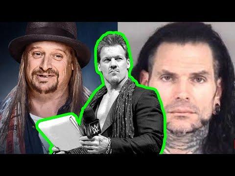 JEFF HARDY ARRESTED! JERICHO'S WWE RETURN CONFIRMED? Going In Raw WWE & Pro Wrestling Podcast