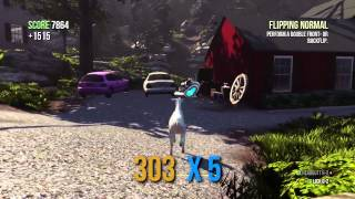 Trying to Bring Forth Sanctum 3 Achievement Guide in Goat Simulator X-Box One