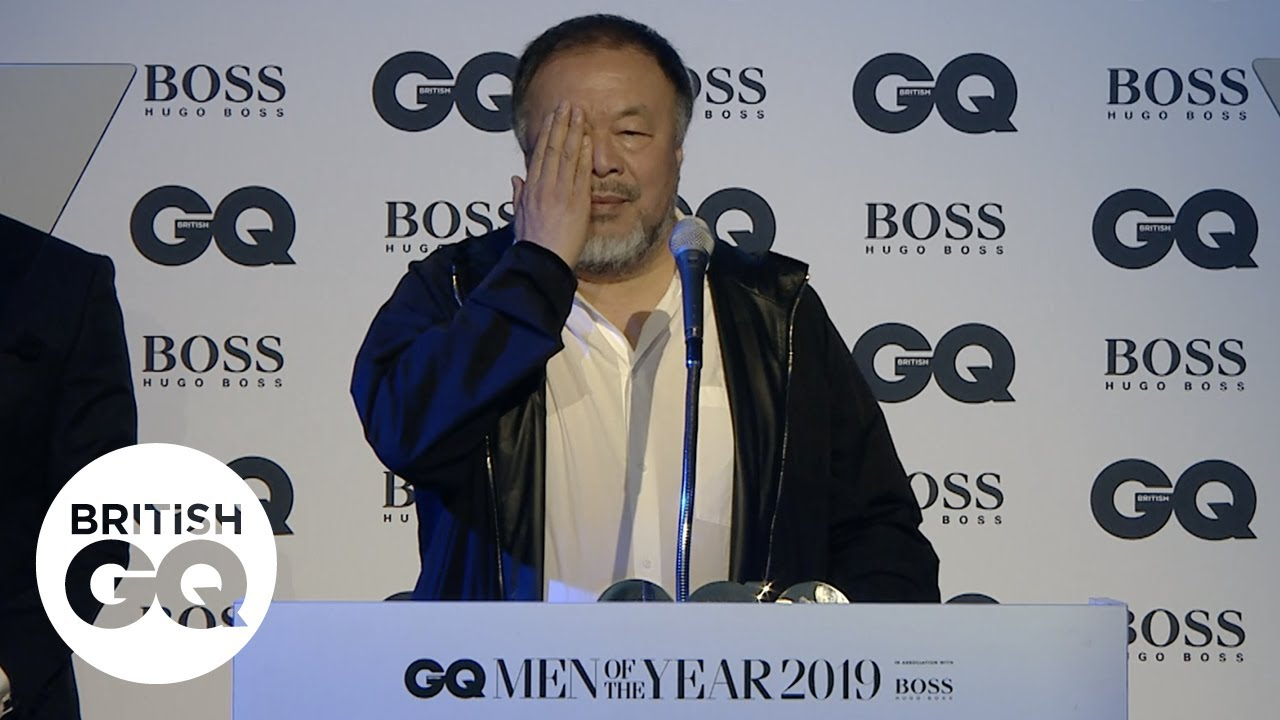Ai Weiwei: 'My heart and my mind goes to Hong Kong.' | British GQ