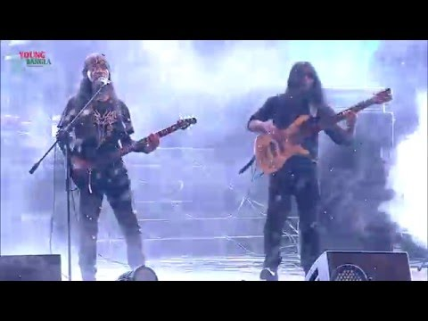 Warfaze full Performance in Joy Bangla Concert, 2016