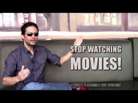STOP WATCHING HOLLYWOOD MOVIES & TELEVISION SHOWS!!! ( BETA MALE INDOCTRINATION CHAMBER!!! )