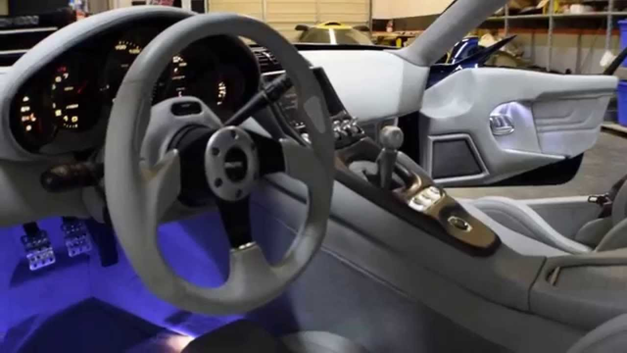 Factory Five Racing GTM Full Interior Build  YouTube