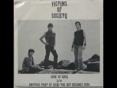 VICTIMS OF SOCIETY   looks so easy ) when you're young