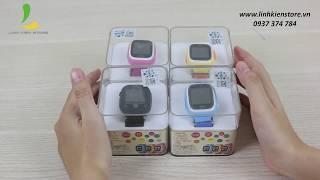 Hướng dẫn sử dụng đồng hồ định vị cho bé Wonlex GW100 từ A đến Z