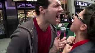 Billy on the Street: Lightning Round (Feat. 'Did Jennifer Hudson Peak Too Soon?' & More)