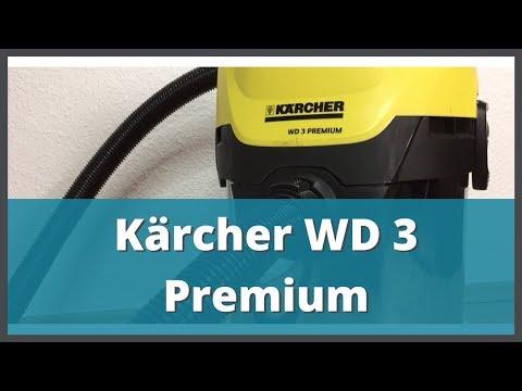 nasssauger-test-2017/2018-|-kärcher-wd-3-premium-unter-der-lupe-(deutsch-/-german)