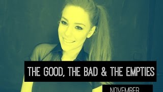 The Good, The Bad & The Empties ● Νοέμβριος 2014 Thumbnail